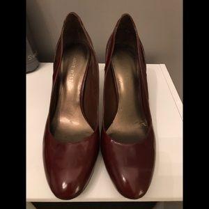 Nine West Brown Heels Size 6.5